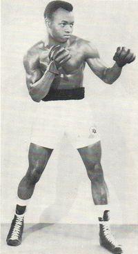 Kamara Diop boxer