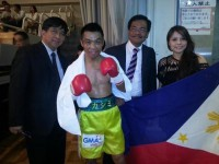 Jonathan Baat boxer