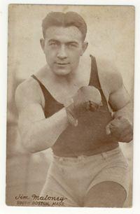 Jim Maloney boxer