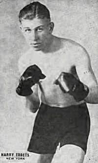 Harry Ebbets boxer