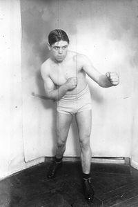 Peter Brown boxer