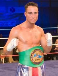 Cedric Vitu boxer