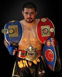 Baker Barakat boxer