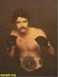 Ray Menefee boxer