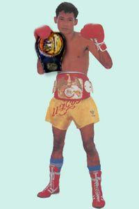 Samuth Sithnaruepol boxer