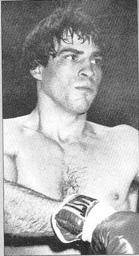 Rusty Rosenberger boxer