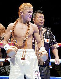 Daiki Kameda boxer