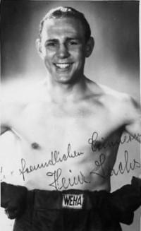 Heinz Sachs boxer