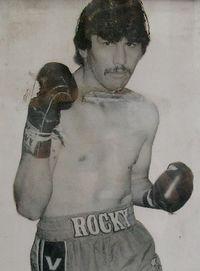 Gerardo Valero boxer