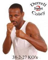 Derrell Coley boxer