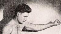 Werner Wiegand boxer