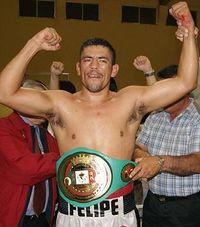 Felipe Romero boxer