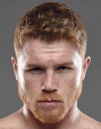 Saul Alvarez boxer