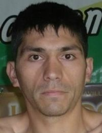 Cristian Palma boxer