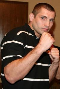 Grzegorz Kielsa boxer
