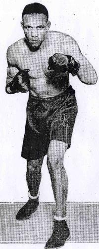 Jack Redman boxer