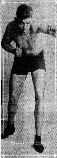 Tiny Jim Herman boxer