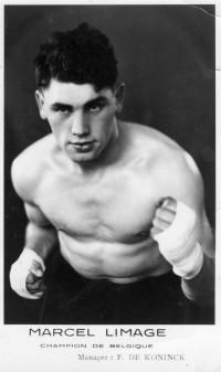 Marcel Limage boxer