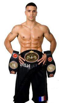 Julien Marie Sainte boxer