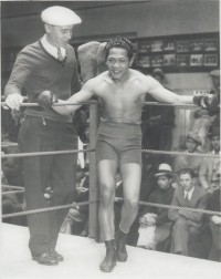 Andres Indian Gomez boxer