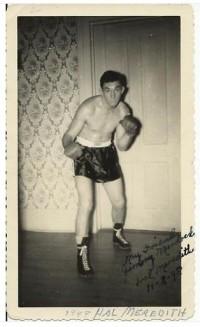 Harold Meredith boxer