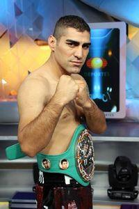 Francisco Javier Prieto boxer