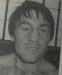 Jorge Juan Salgado boxer
