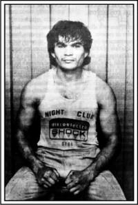 David Ellis Venegas boxer