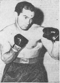 Billy Corbett boxer