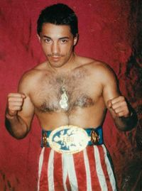 Luigi Camputaro boxer