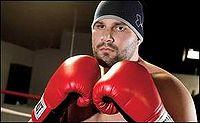 Adam Richards boxer