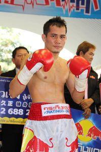 Ekkawit Songnui boxer