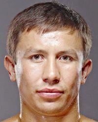 Gennady Golovkin boxer