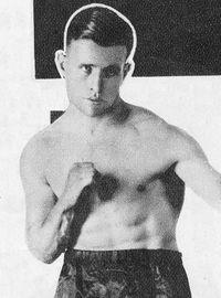 Danny Devlin boxer