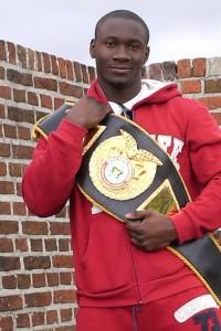 Zack Mwekassa boxer