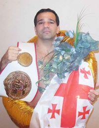 Gary Abajyan boxer