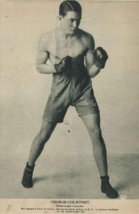 George Courtney boxer