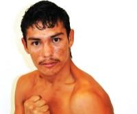 Genaro Camargo boxer