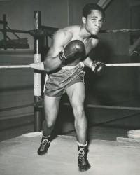 Dick Finley boxer