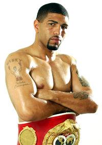 Ronald Wright boxer