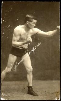 Cyclone Johnny Thompson boxer