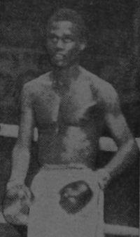 Vicente Worrel Jr boxer