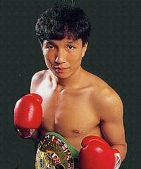 Hideyuki Ohashi boxer