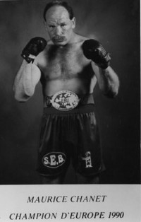 Jean-Maurice Chanet boxer