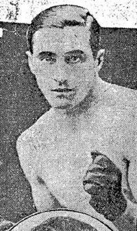 Pat Haley boxer