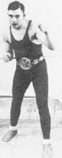 George Rose boxer