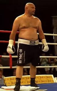 Engin Solmaz boxer