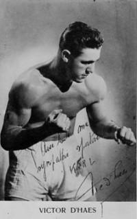 Victor d'Haes boxer