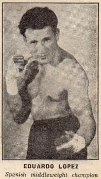 Eduardo Lopez boxer
