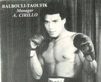 Taoufik Belbouli boxer